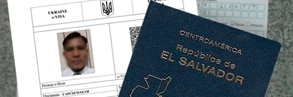 e-Visa to Ukraine for citizens of El Salvador and how to obtain it.